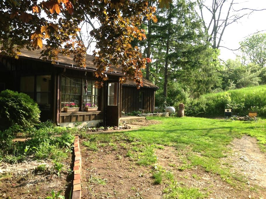 Common Ground Farm Cottage - Spring Mills