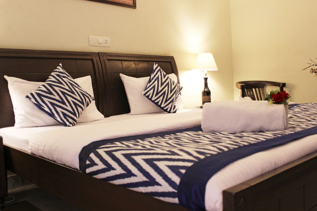Comfortable yet budget stay in Ggn