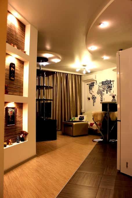 Квартира на Байкальской 244/4 - 伊尔库茨克 - 公寓