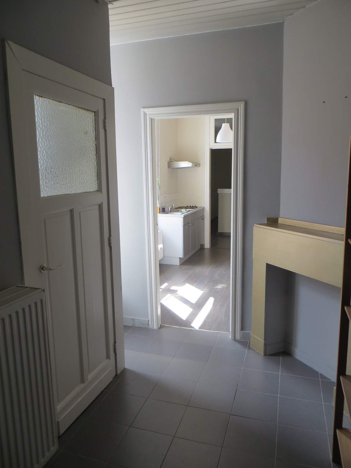 Private cosy apartment in Antwerp
