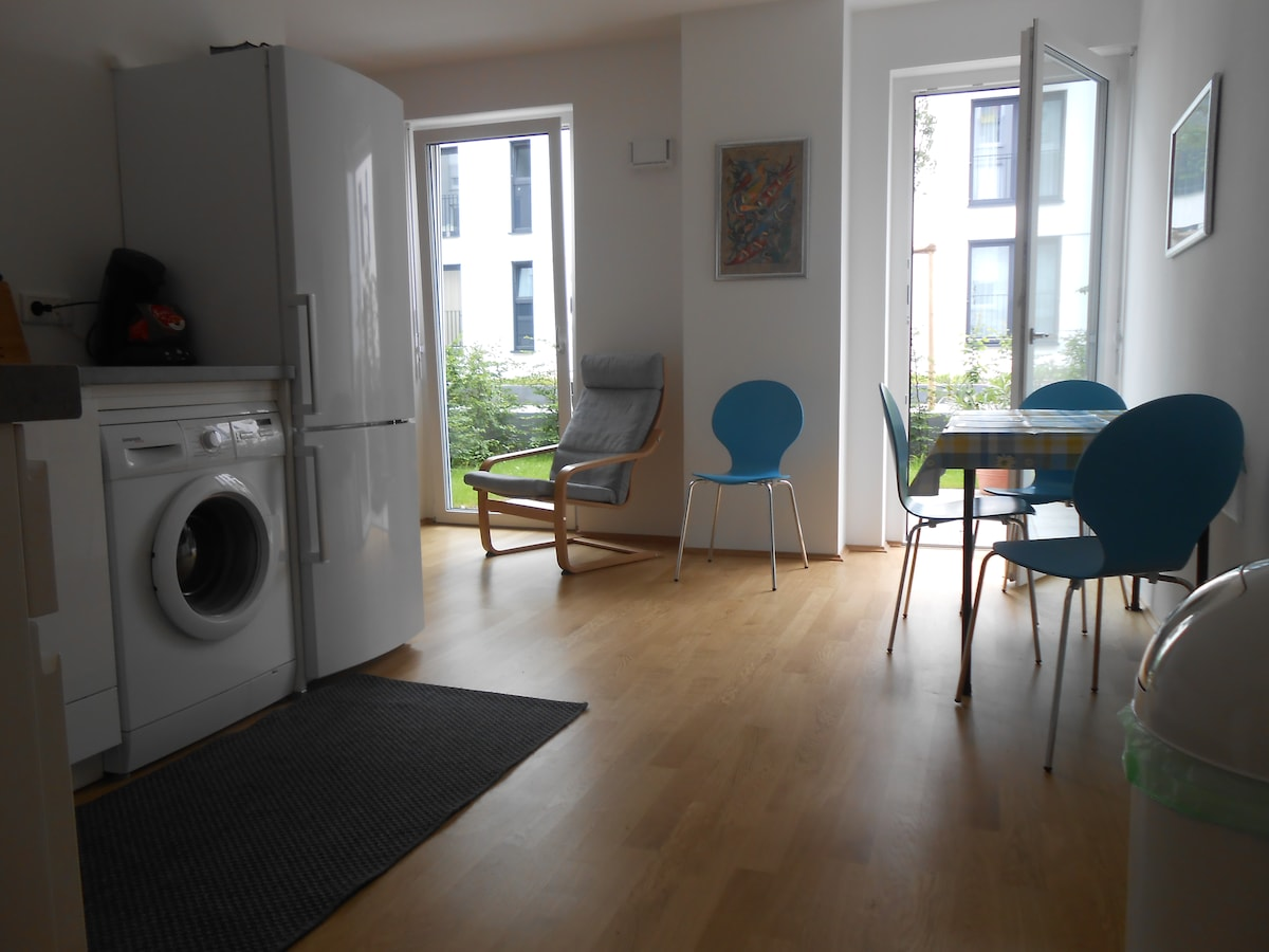 Cosy Appartement with little Garden