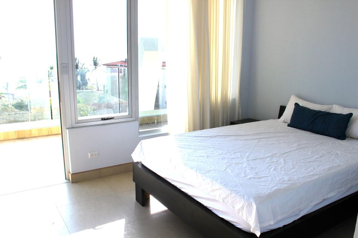 Private En-suite on Terrace Floor