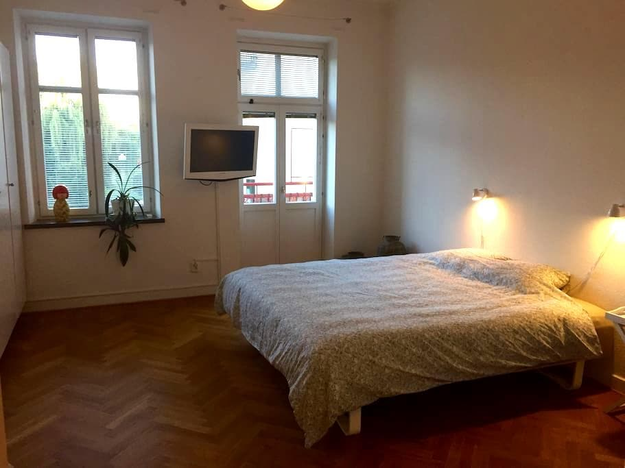 Very nice family apartment.  - Malmø - Lejlighed
