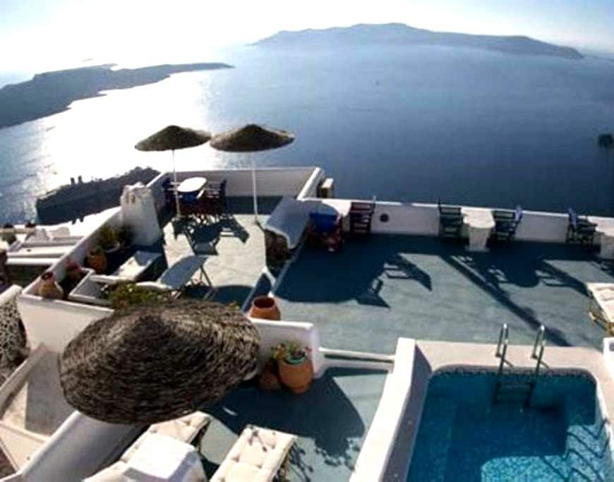 Apartments in Firostefani- sunrise - Thira - Apartment
