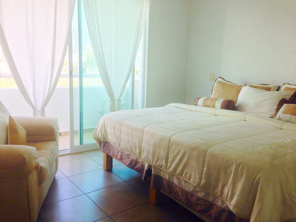 Hermosa habitación privada en PV