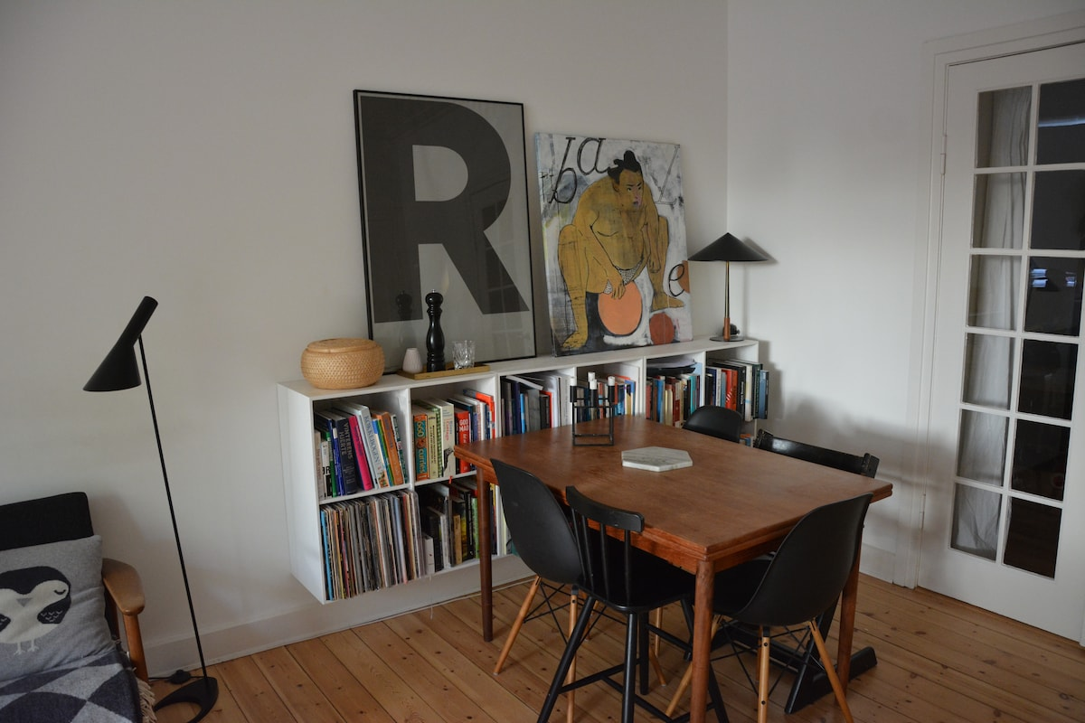 Family-friendly 3-room apartment