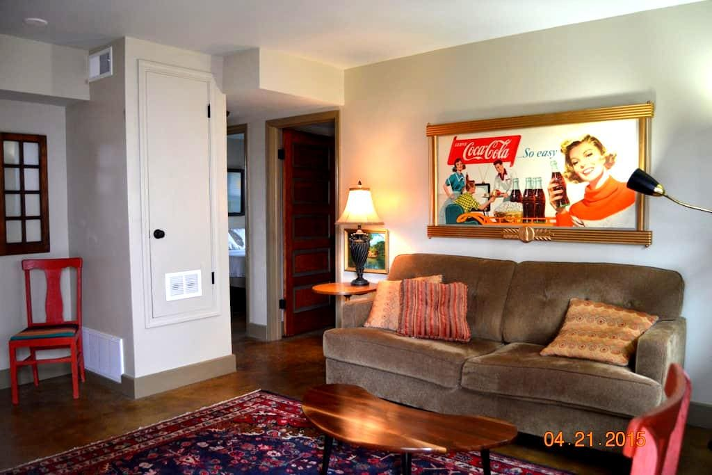 A Cool 1960's Pad Near Downtown! - Memphis - Apartamento