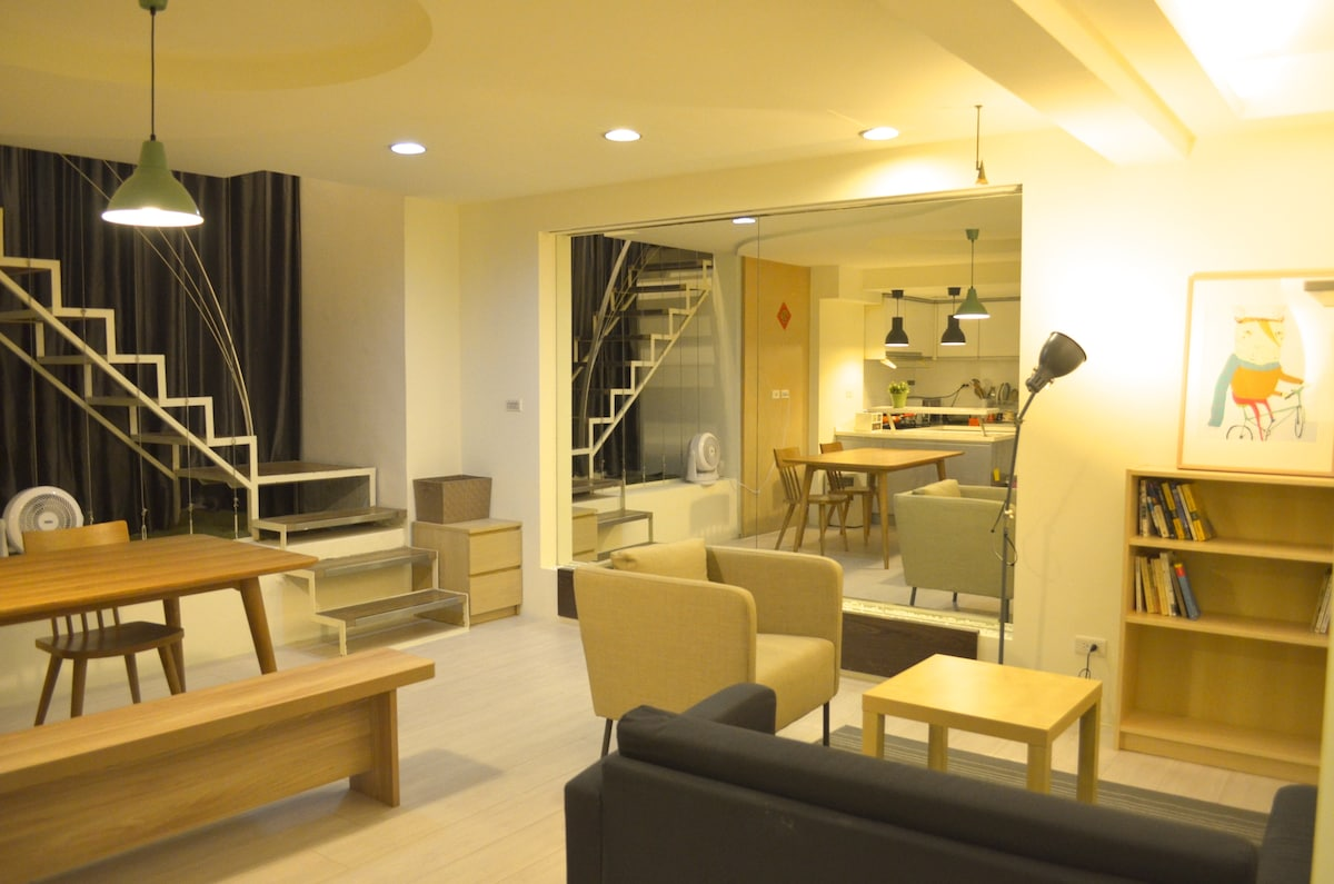 Hostel 4-bed Private Room 4人套房