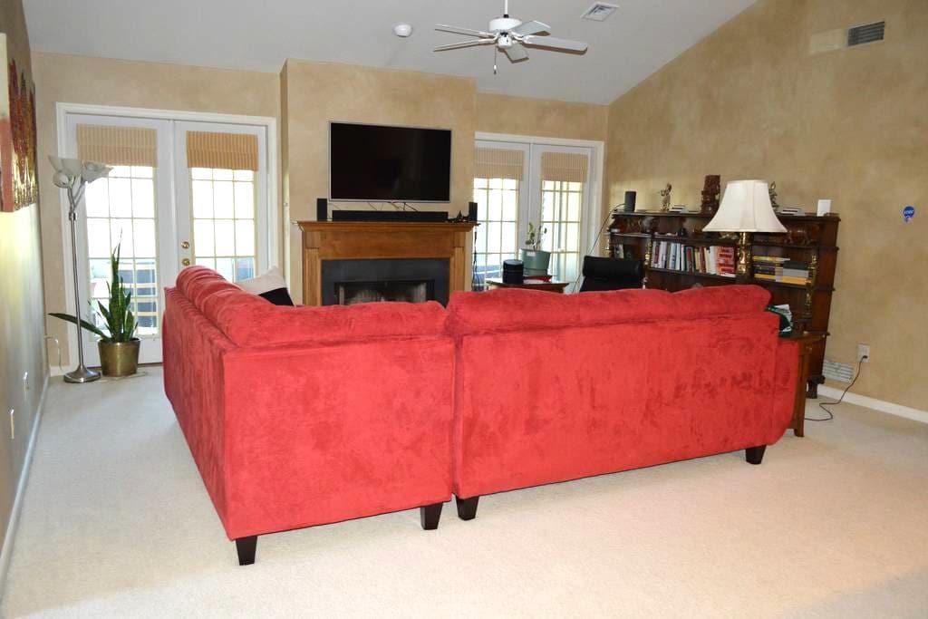 Comfortable, spacious condo in Hershey - Hershey - Ortak mülk