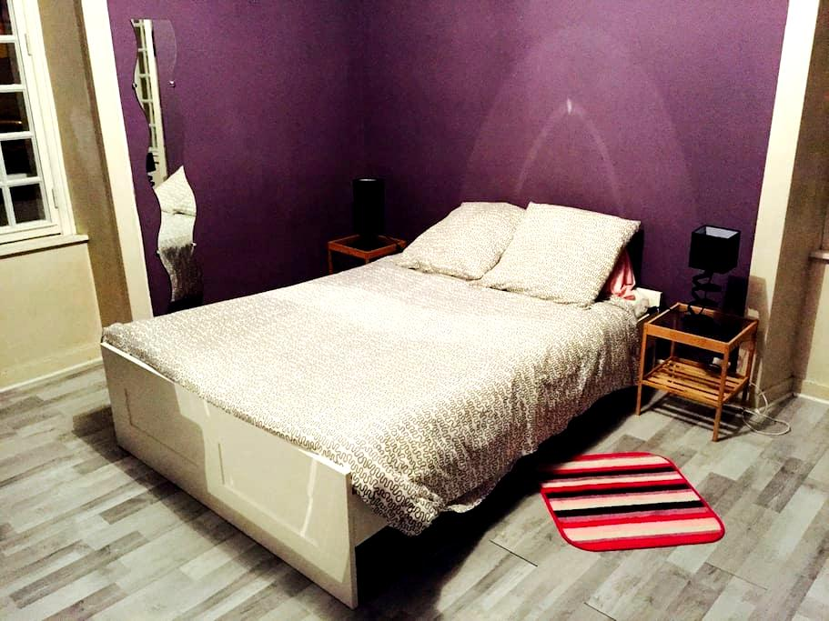 Maison plein centre ville - Châteaubourg - Bed & Breakfast