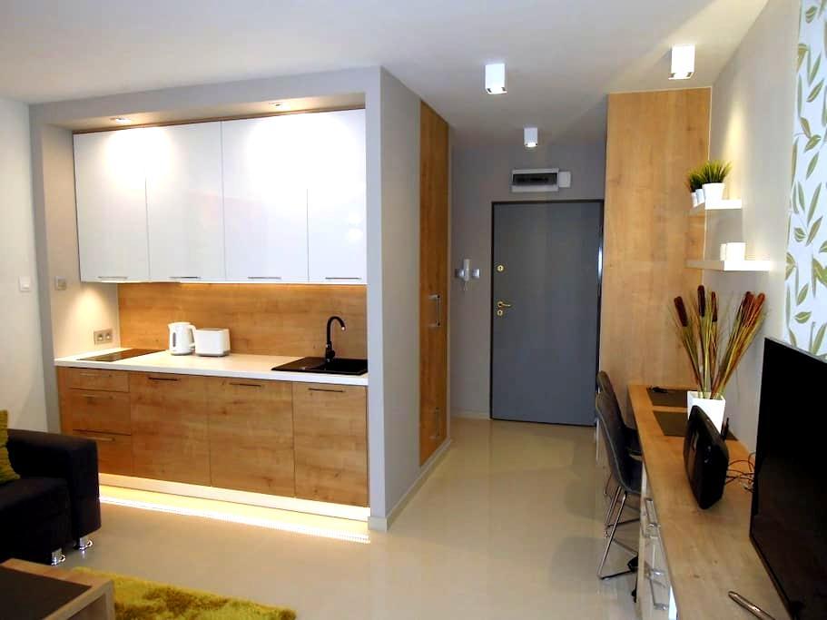 top 20 ferienwohnungen in swinoujscie ferienh user unterk nfte apartments airbnb. Black Bedroom Furniture Sets. Home Design Ideas