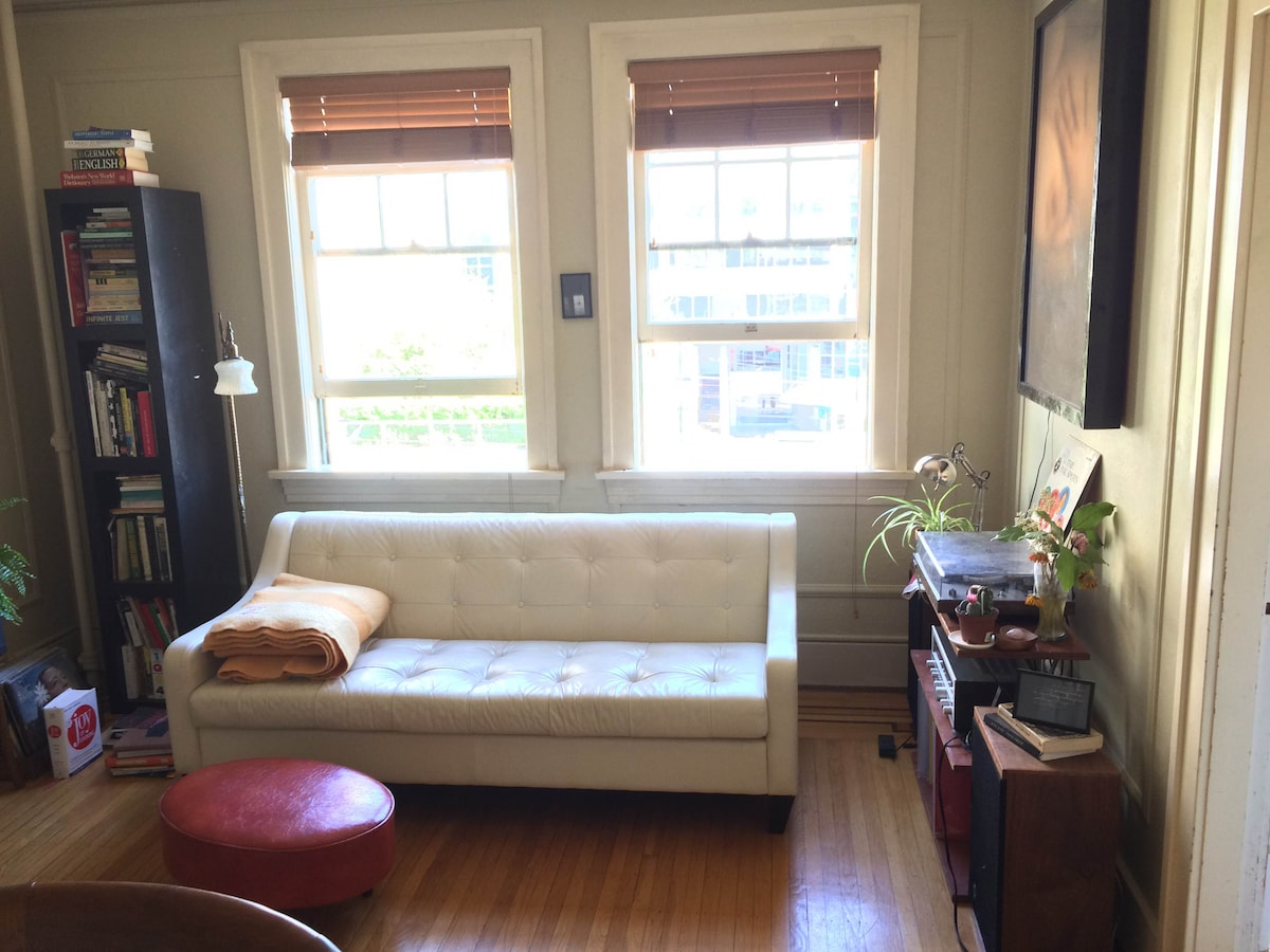 Lovely 1 Bedroom Heritage Apartment