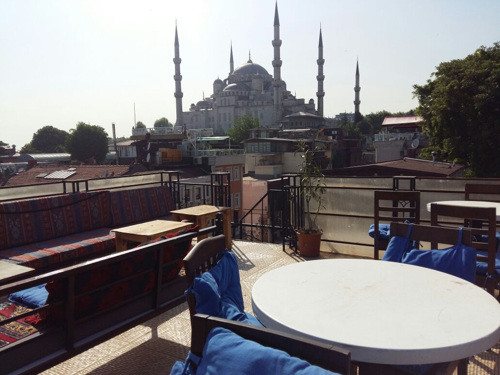 APART IN OLD CITY SULTANAHMET (3)