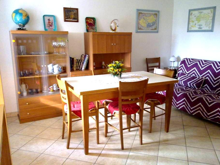 Appartamento nella campagna toscana - Lecchi - Huoneisto