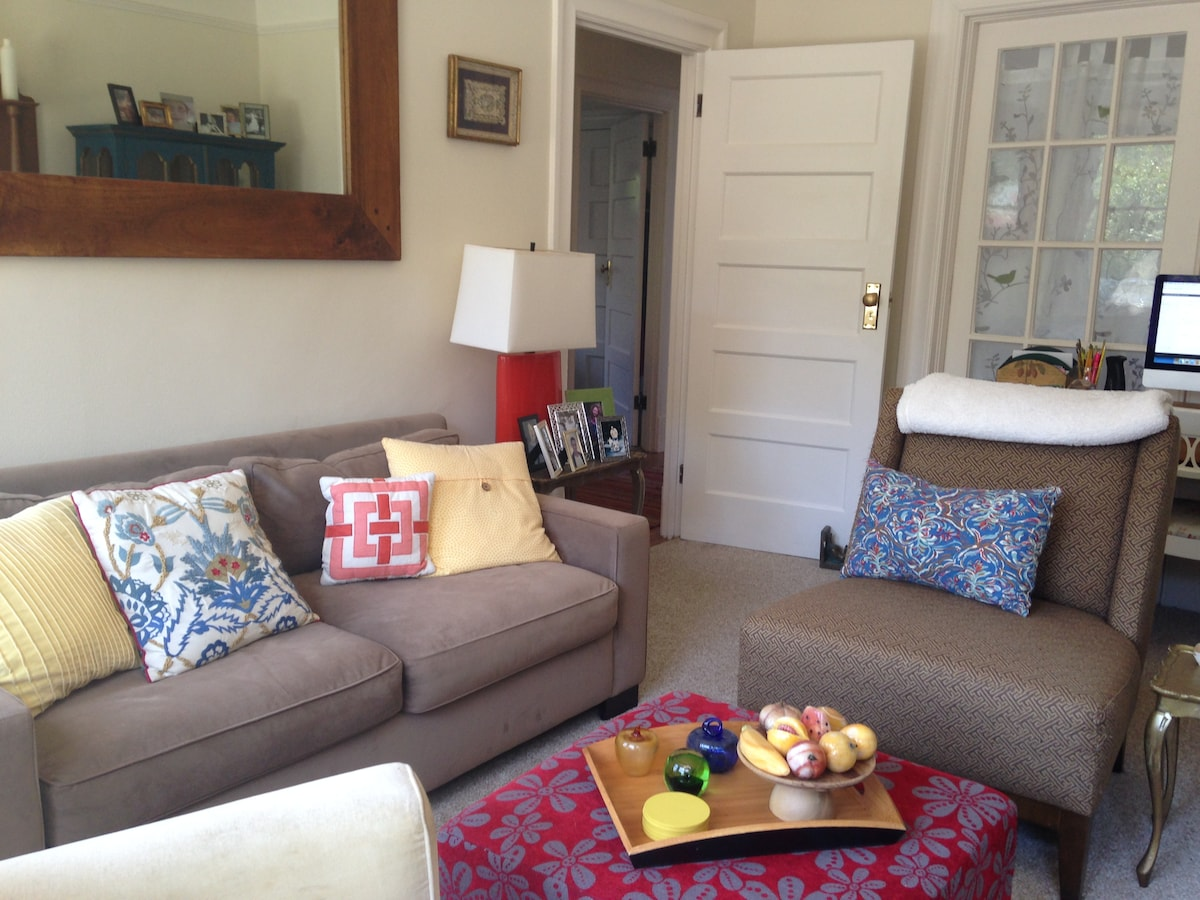 Sunny and sweet 2 Bedroom Cottage