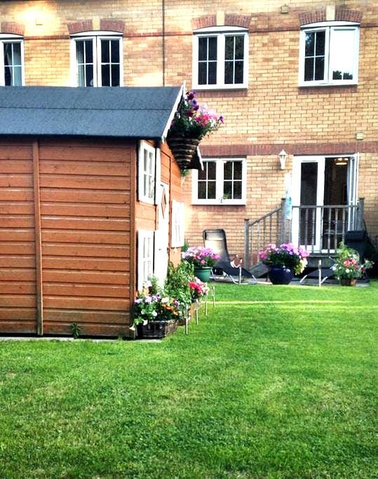 Cosy Home with Friendly Hosts. - Caversham, Reading  - Huis