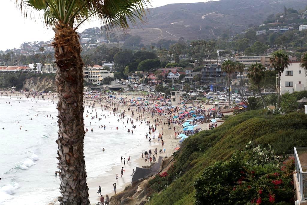 Bright House at the Best Laguna Beach Location 2BD - 라구나 비치(Laguna Beach)