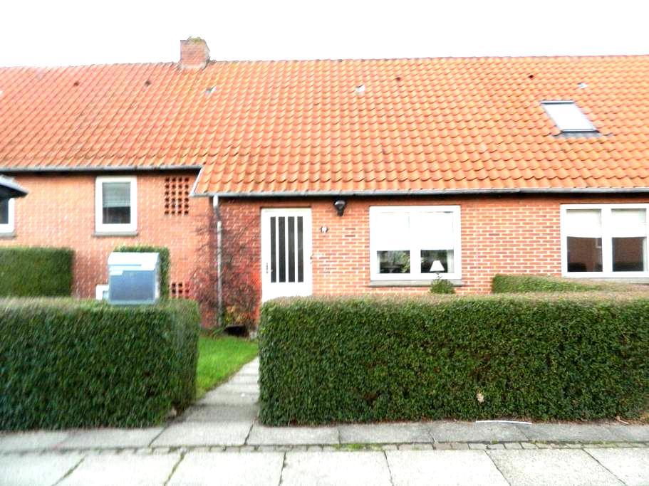 Town house in Lemvig - Lemvig - Hus