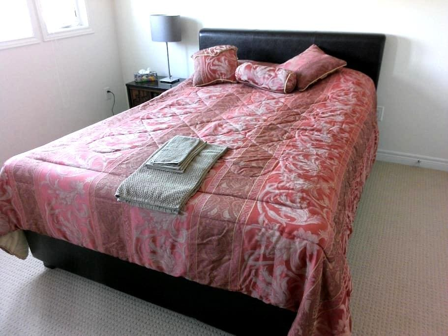 Private Bedroom in Richmond Hill - Richmond Hill - Maison