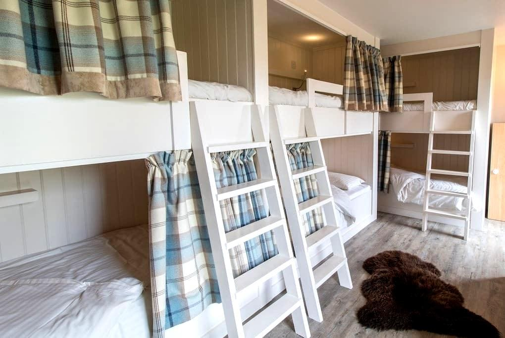 The Cowshed Boutique Bunkhouse - Uig - Internat
