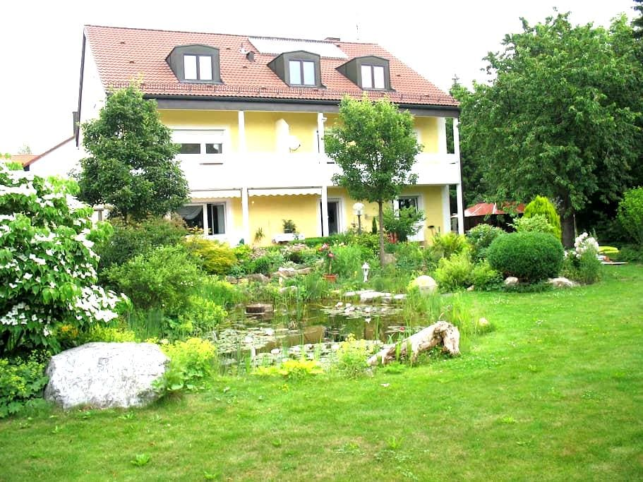 "Cosy days in ""Poppy"" near Munich - Neufahrn bei Freising - Apartament"