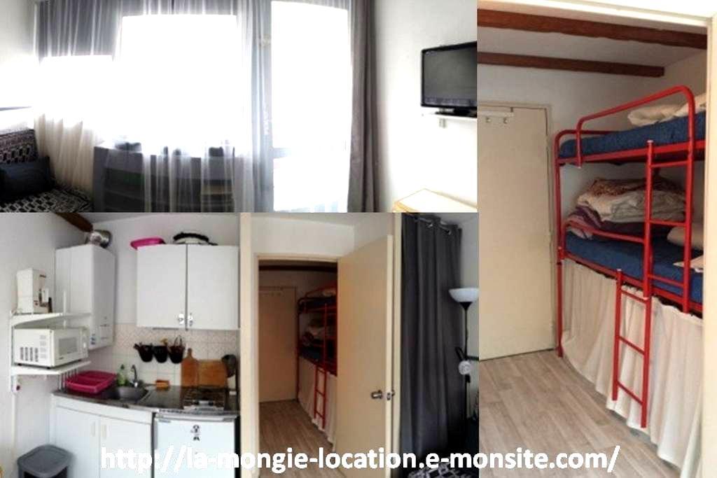 Studio cabine - La mongie  - La mongie