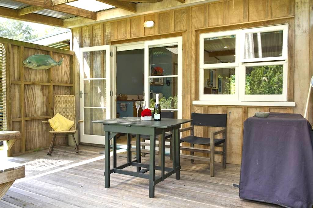 Mercury Orchard - Paua Bach - Whenuakite - Cottage