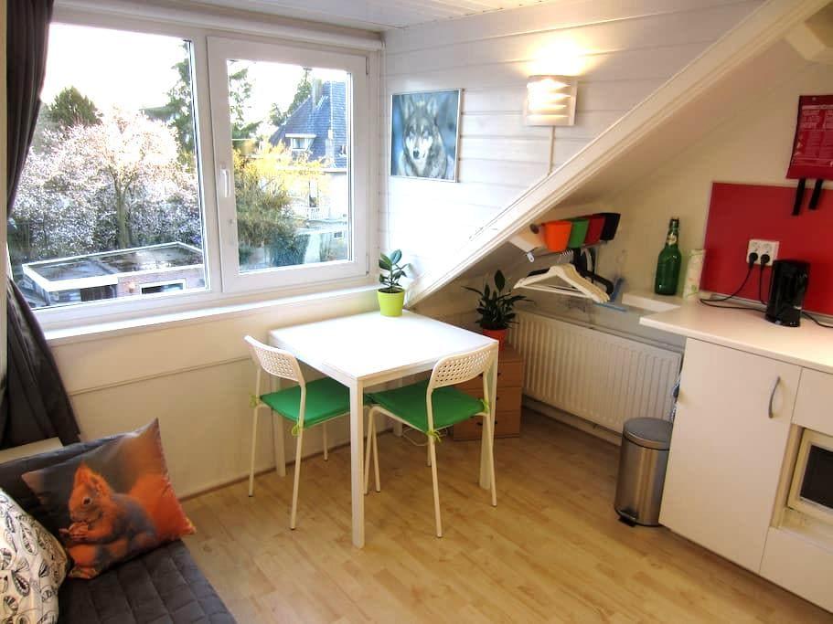Eenkamer studio dicht bij Centrum - Enschede - Σπίτι