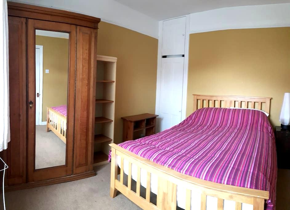 Vegan bed and breakfast near town centre - Colchester - Rumah