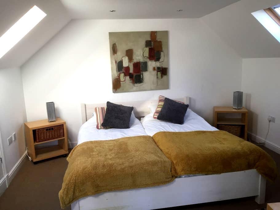 MOOR PARK LOFT - Croyde - Loteng Studio