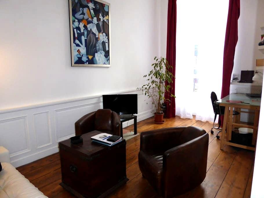 Lovely flat in the heart of the old  BORDEAUX - Bordeaux - Leilighet