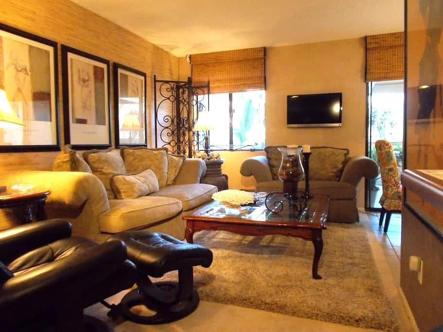 Tranquil coastal 2bd/2bth home - Laguna Niguel - Wohnung