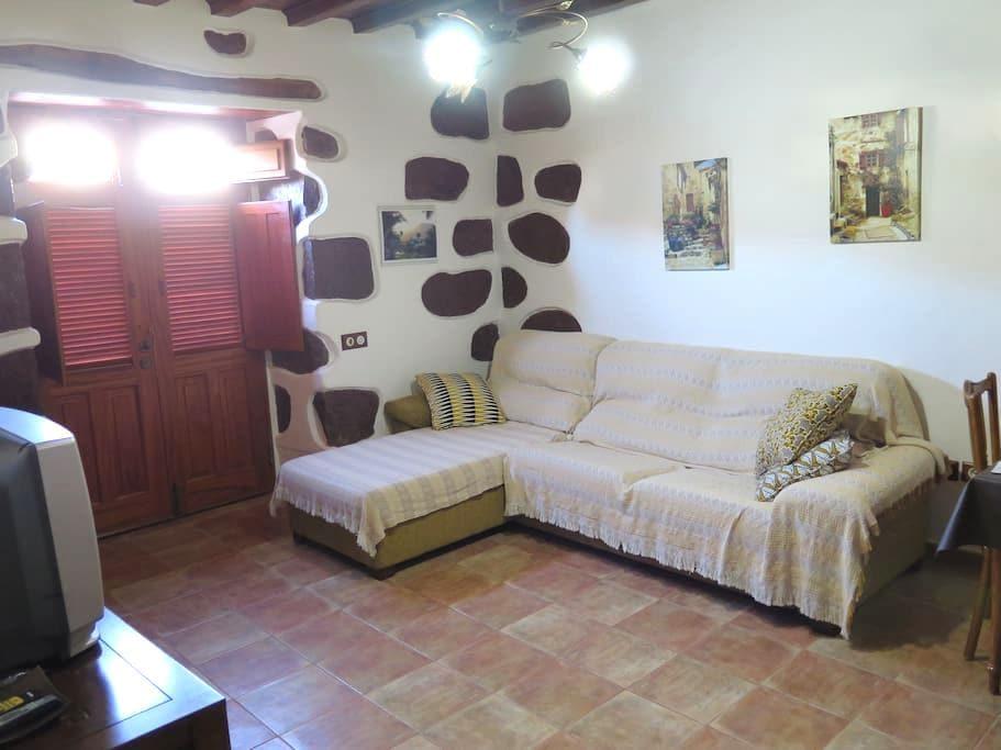 Apartamento rural en Santa Lucía - Santa Lucía de Tirajana - 公寓