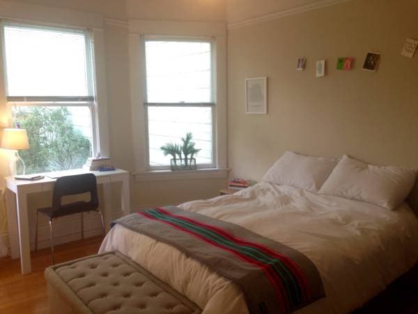 Sunny & Quiet Room in Cole Valley