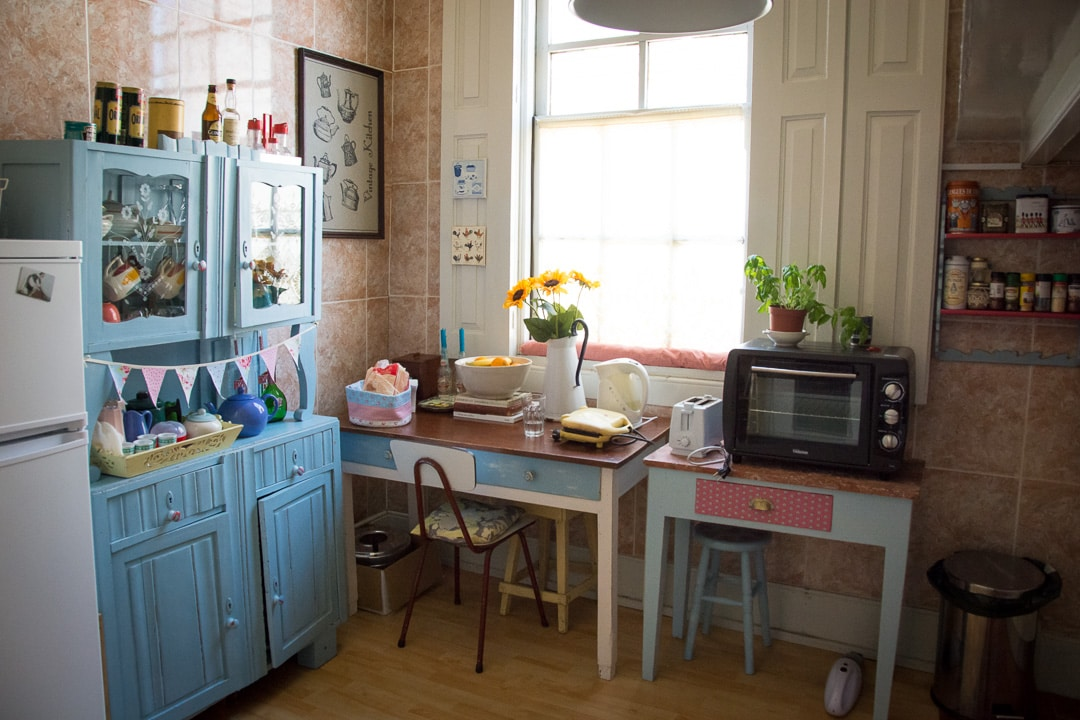 Dbl Room in charming vintage house