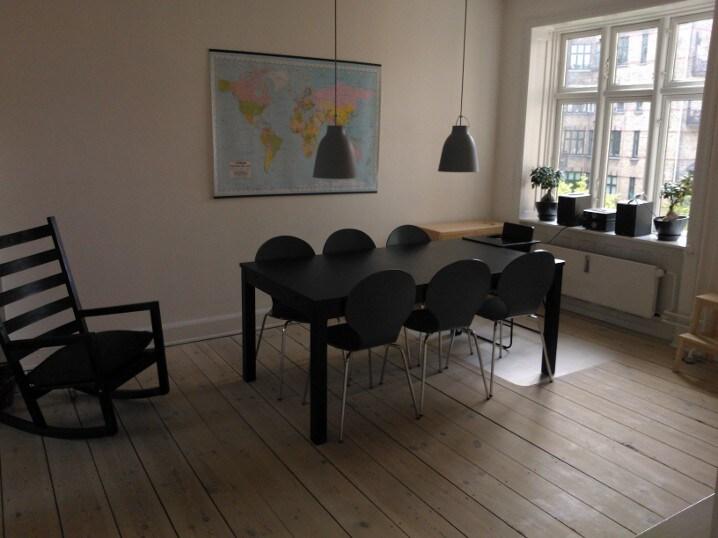 Lovely 3 room flat in Nørrebro.