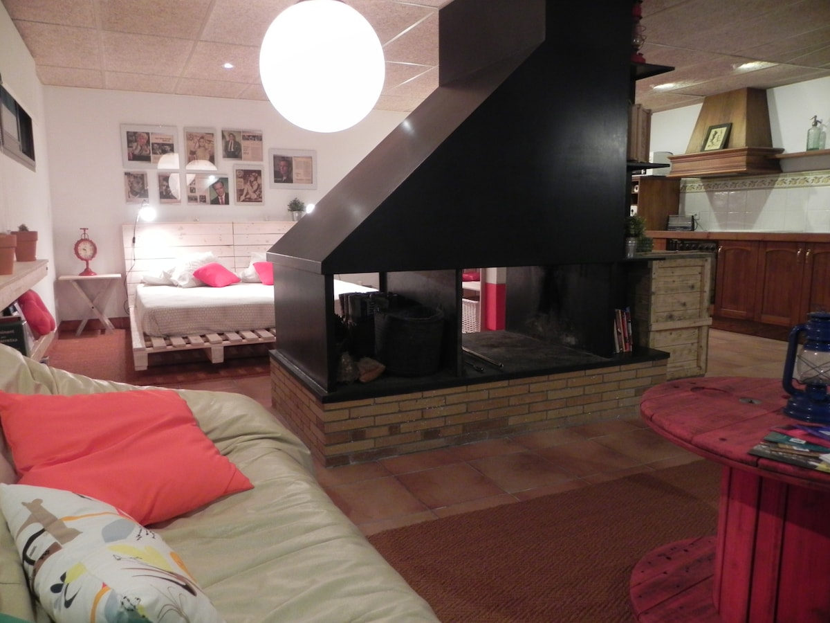 Apartment near to Girona
