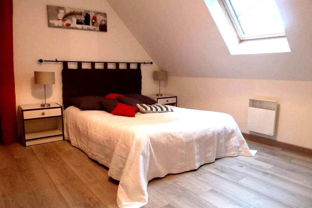 ***Chambre en vallée de Loire*** P - Montlouis-sur-Loire - Casa