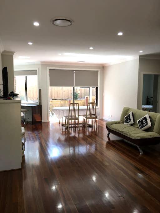 May/Jun 2017 - BRAND NEW 2 bedroom Villa in Ryde! - West Ryde - Villa