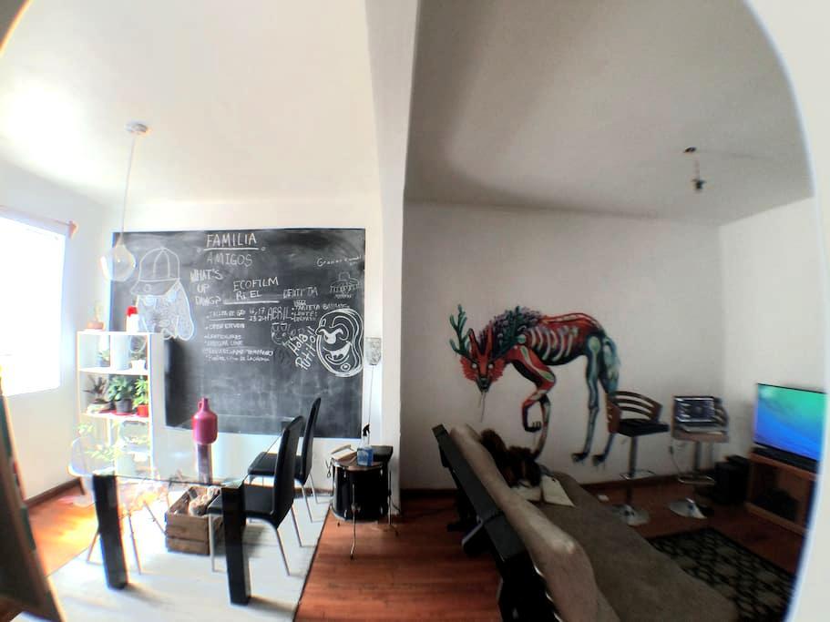 Nice zen place in condesa - Ciudad de México - Daire