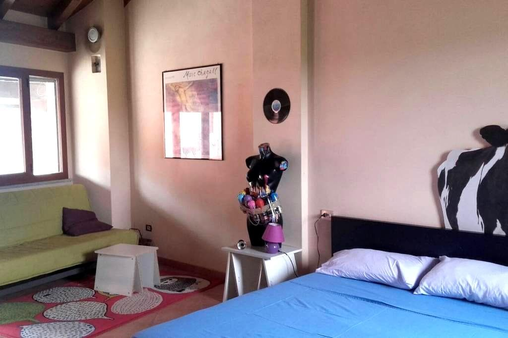 Lovely Flat in Ticino Park -Mxp/Rho Fiera/Lakes - Cuggiono - 一軒家
