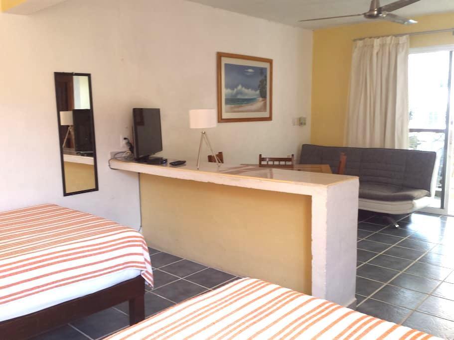 Apartment exactly on 5th ave. APRIL PROMO - Playa del Carmen - Apartment