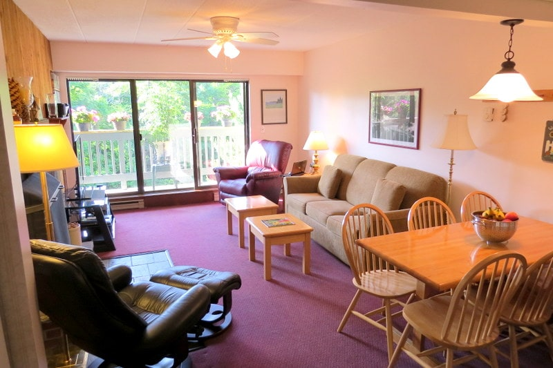 Killington, Deluxe Luxury 2br condo