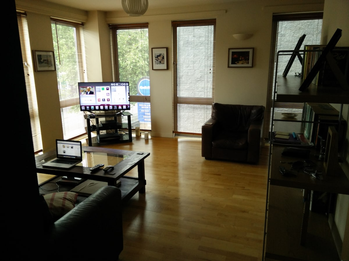 London zone 1, large 1 bed flat