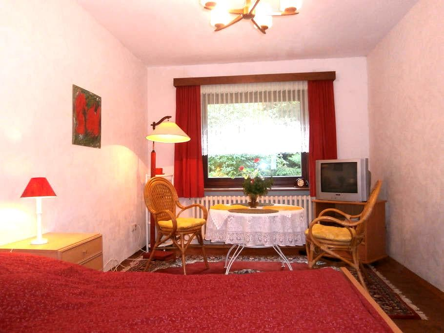 Nr. 1 Very nice Apartment for 2 - Malente