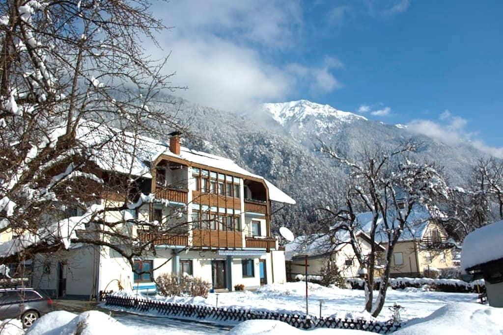 Ferienwohnung in den Karnischen Alpen (FeWo #6) - Presseggersee