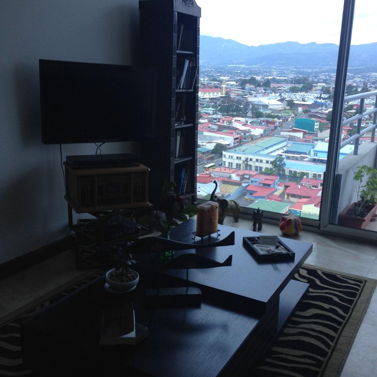 Center of City Priv. Room