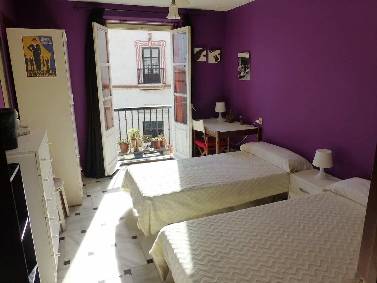 Doble guest room