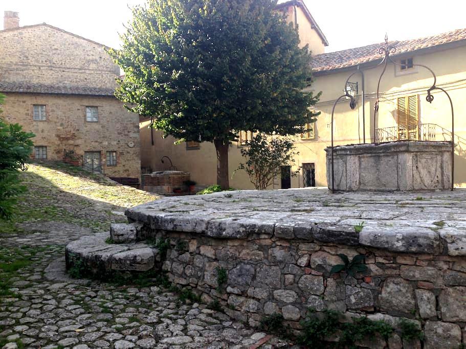 Appartamento nel borgo - Rocca D'orcia
