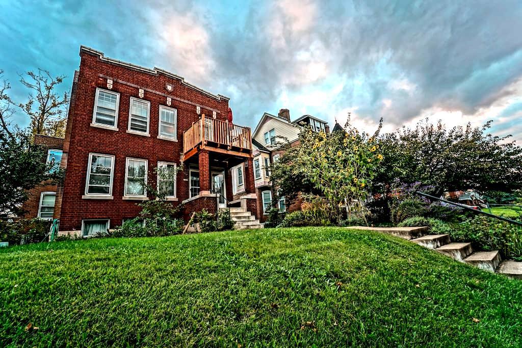 Southwest Garden Neighborhood 2nd floor - St Louis - Pis